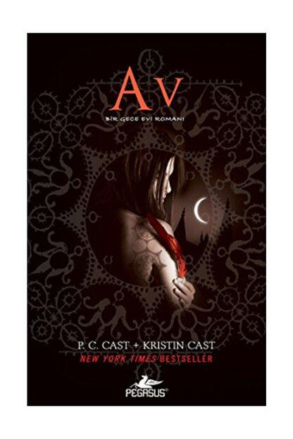 Pegasus Yayınları Av - Gece Evi Serisi 5. Kitap & Bir Gece Evi Romanı