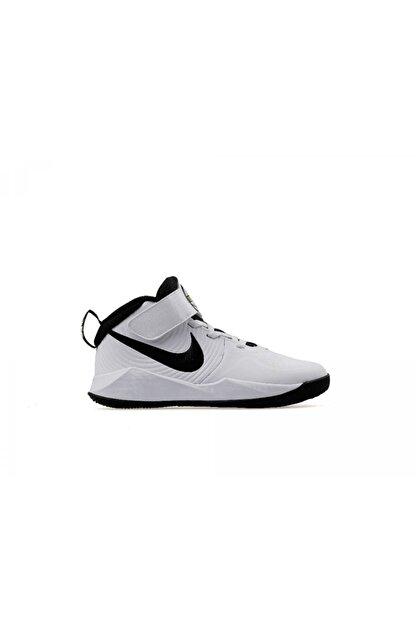 Nike Çocuk Beyaz Basketbol Ayakkabısı Aq4225-100