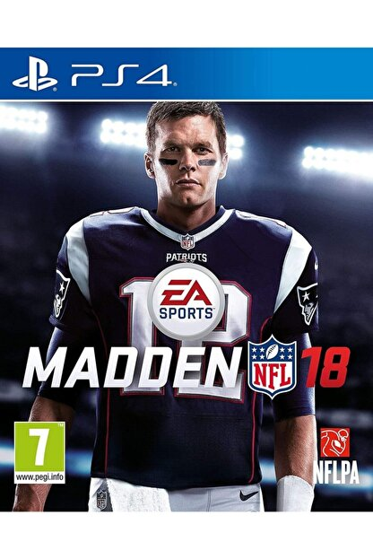 EA Sports Madden Nfl 18 Ps4 Oyun