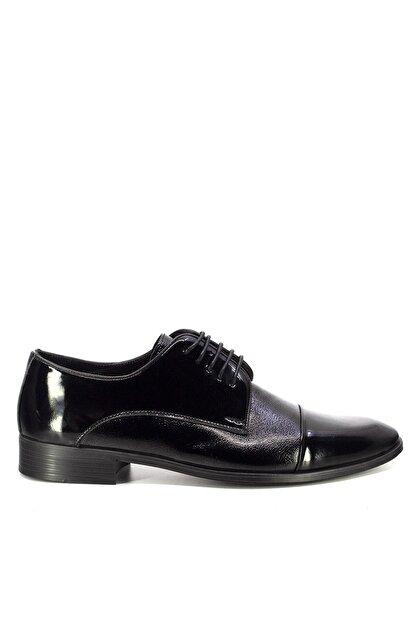 MARCOMEN 20y 153-5080 Erkek Deri Klasik Ayakkabı Siyah