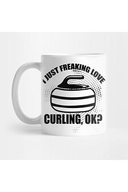 TatFast Curling Kupa