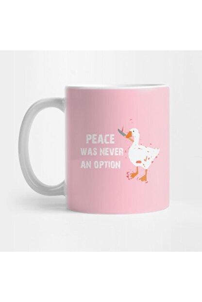 TatFast Peace Was Never An Option Funny Fighting Duck Kupa