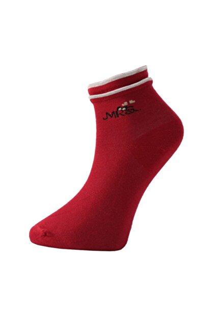 PRO 12'li Paket Çorap Calena Penye Bayan Çorabı