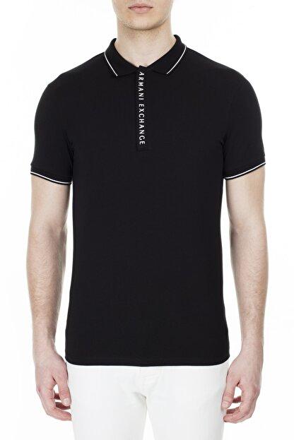 Armani Exchange Erkek Slim Fit Polo T Shirt Polo 8nzf71 Zjh2z 1200