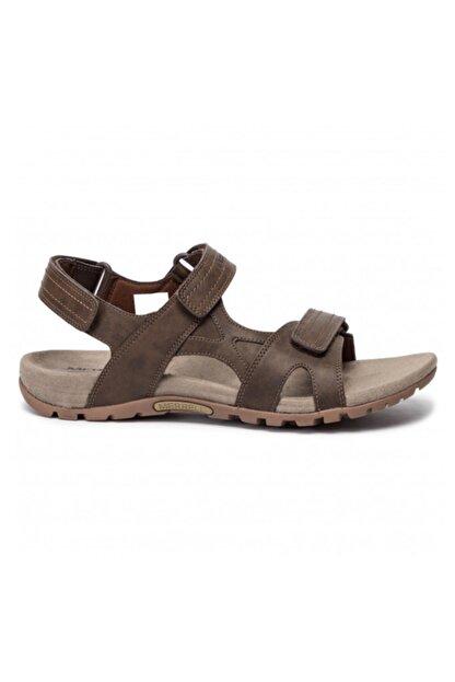 Merrell Erkek Kahverengi Sandalet J344734c