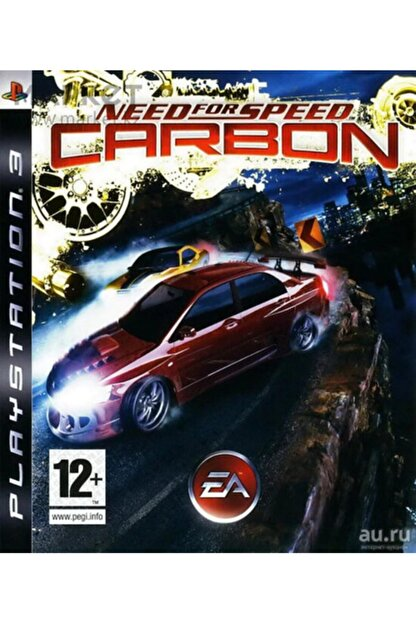 Electronic Arts Need For Speed Carbon Ps3