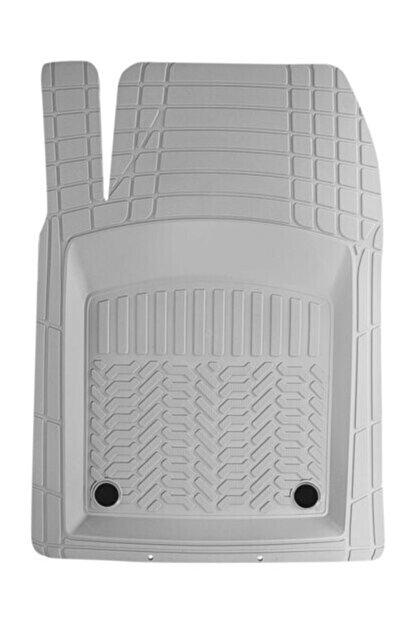 Sevenyol Audi Q3 11- 3d Havuzlu Profesyonel Paspas Gri 5 Parça