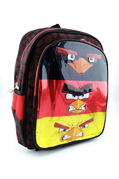 Hakan Çanta Lisanslı Angry Birds Karakterli Ilkokul Sırt Çantası