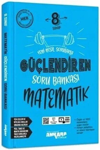 Ankara Yayınları 8. Sınıf Matematik Güçlendiren Soru Bankası Ankara Yayıncılık