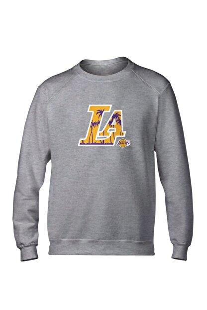 Fanatico Gri L.a. Lakers Basic