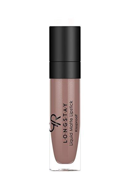 Golden Rose Longstay Liquid Matte Lipstick No:11