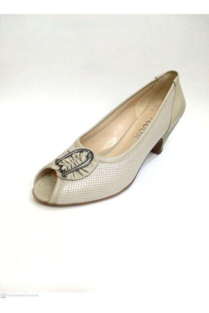 Floor Kadın Bej Ayakkabı