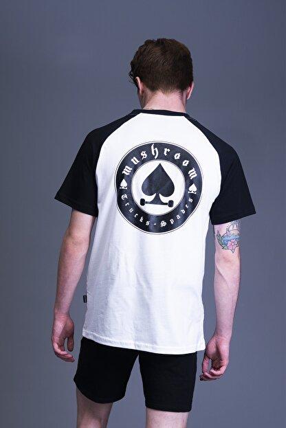 Mushroom Apparel Trucks N Spades Reglan T-shirt