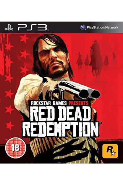 RockStar Games Red Dead Redemption Ps3