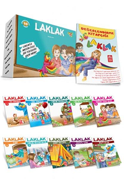 Model Eğitim Yayınları Model Yayınları 1.sınıf 10 Lu Hikaye Laklak