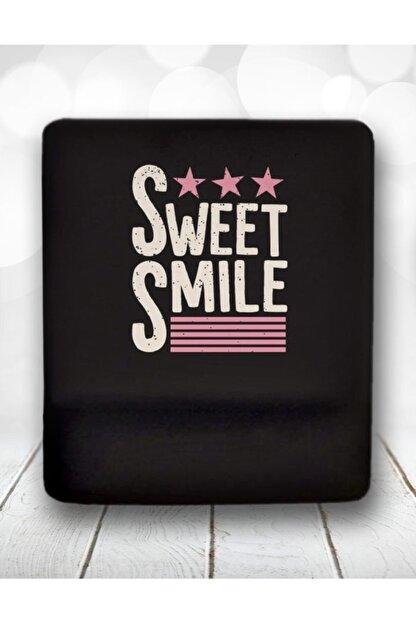 Atölye Çizgi Sweet Smile Bilek Destekli Mouse Pad Renkli