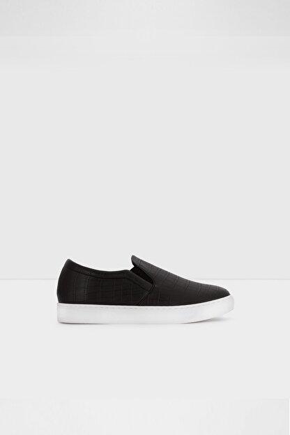 Aldo Kadın Siyah Suni Deri Sneaker Ayakkabı