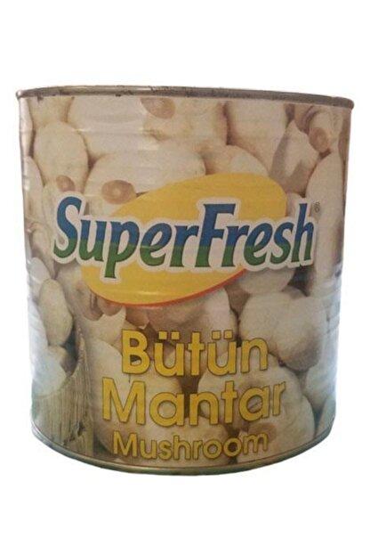 SuperFresh Bütün Mantar Konservesi 2500 gr