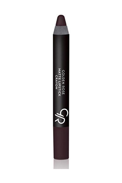 Golden Rose Matte Lipstick Crayon Kalem Ruj 03
