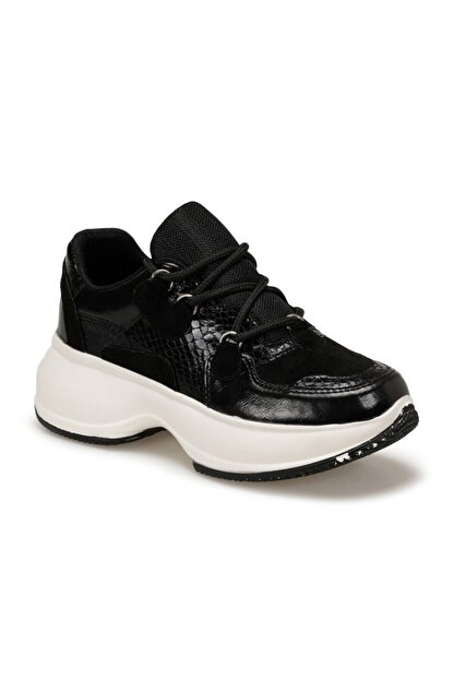 Butigo 20SF-2002 Siyah Kadın Fashion Sneaker 100533087