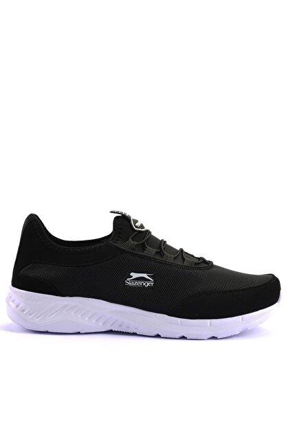 Slazenger Pasha  Koşu & Yürüyüş Kadın Ayakkabı Siyah / Beyaz