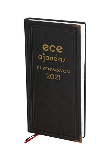 Ece Ajandası 2021 Avrasya 17x33 2021 Rezervasyon Ajandası