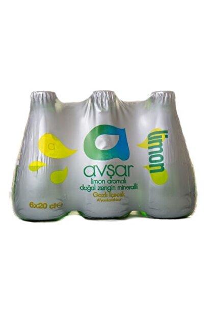 Avşar Soda Limon Aromalı 200 ml 6'lı