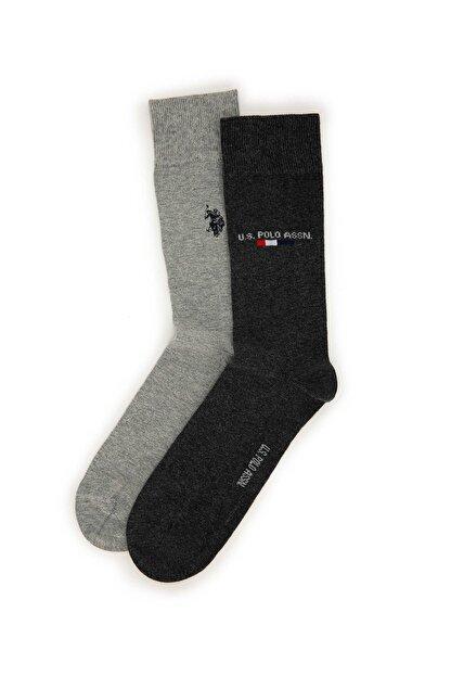 U.S. Polo Assn. Erkek Çorap A081SZ013.P01.JACK-IY20