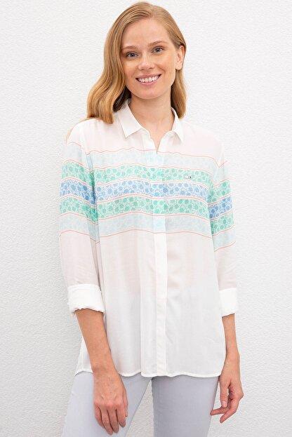 US Polo Assn Kadın Gömlek G082GL004.000.985692