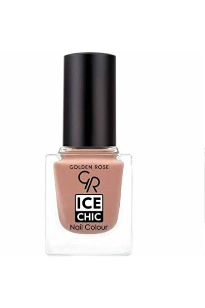 Golden Rose Ice Chic Nail Colour No: 14