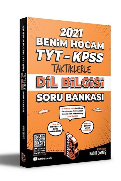 Benim Hocam Yayınları 2021 Tyt-ayt-kpss Taktiklerle Dil Bilgisi Soru