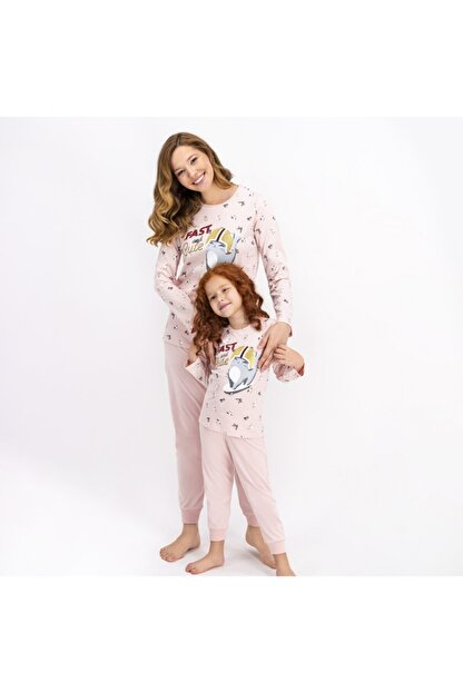 Rolypoly Bayan Uzun Kol Pijama Takımı ( Anne Kız Kombin Yapılabilir Fiyatlar Ayrı Ayrıdır )
