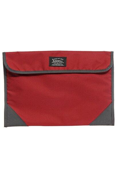 Kaukko Basic Dosya Çantası (k2141) Kırmızı