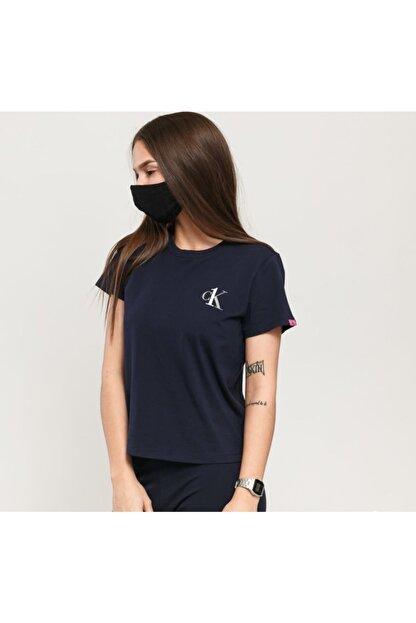 Calvin Klein Calvın Kleın Kadın T-shırt Qs6356e-0pp