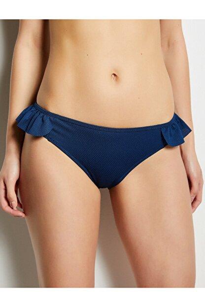 Koton Kadın Lacivert Bikini Altı
