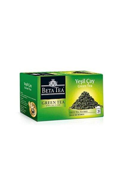 Beta Tea Green Bardak Poşet 20 x 1,5 gr