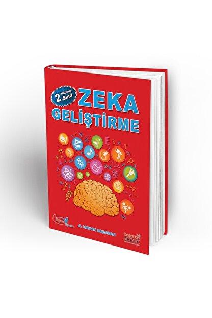 Başaran Yayınları 2. Sınıf Zeka Geliştirme Kitabı