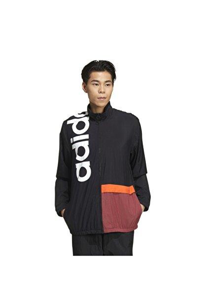 adidas Erkek Siyah New A Tt Günlük Stil Ceket Gd5960