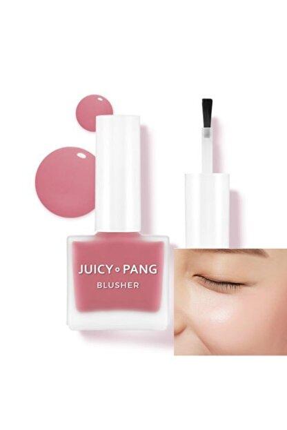 Missha Doğal Görünüm Sunan Likit Allık A'pıeu Juicy-Pang Water Blusher (pk02)