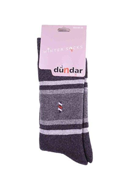 Dündar Havlu Çorap 445 | Füme