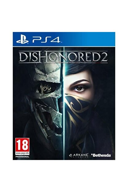 BETHESDA Ps4 Dıshonored 2
