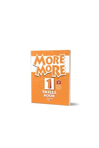 Gama Yayınları 5.sınıf More & More Englısh Skılls Book 1 Kurmay Yayınları
