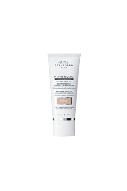 Esthederm Photo Reverse Tinted Light Beige 50 Ml