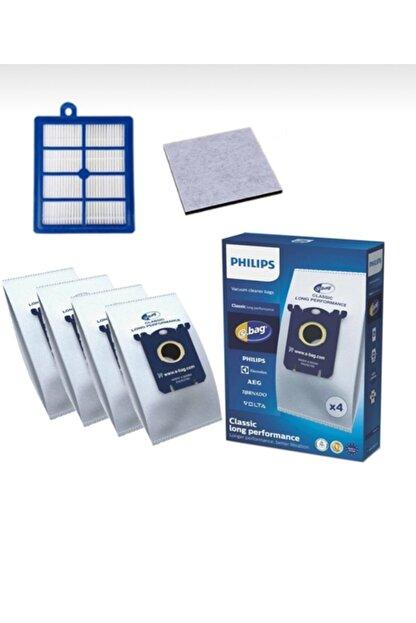Philips Fc 9182 Perfromer Pro S-bag Kutulu Toz Torbası Ve Filtre Set