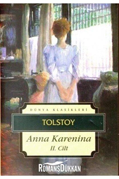 İskele Yayıncılık Anna Karenina-cilt 2