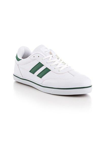 Tonny Black Beyaz Yeşil Unisex Sneaker TBADM-0