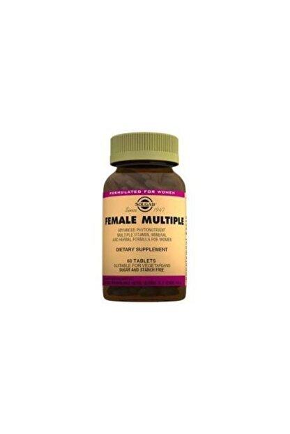 Solgar Female Multiple 60 Tablet Vitamin