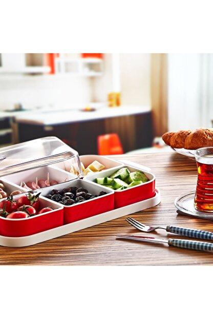 moniev Kahvaltı Takımı, Bölmeli Kahvaltılık, Kapaklı Kahvaltılık