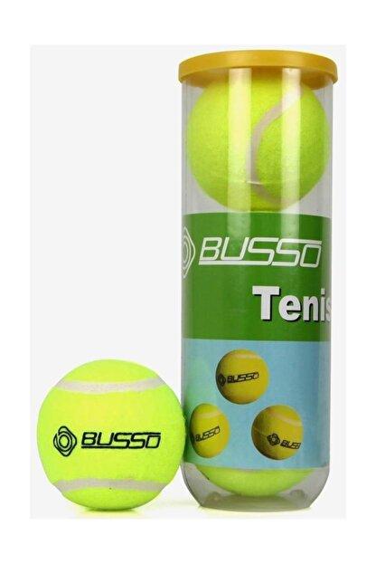 Busso 3 Adet Vakum Kutulu Tenis Topu - Cb-40