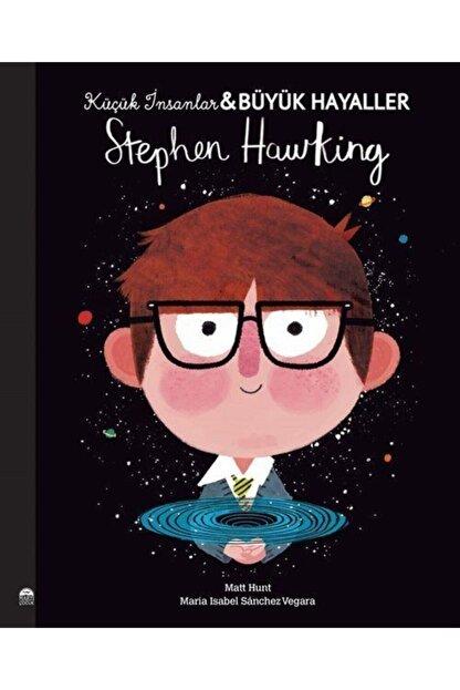 Martı Çocuk Yayınları Stephen Hawking / Küçük Insanlar Büyük Hayaller